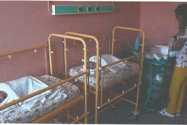 Schenkingen Kinderziekenhuis te Varna in Bulgarije